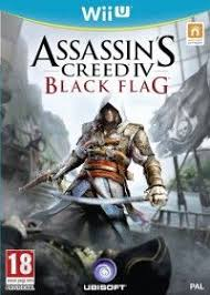 Assassins Creed Black Flag WIIU Używana (KW)