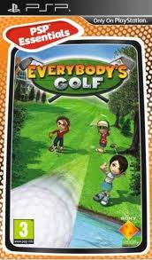Everybody's Golf PSP (KW)