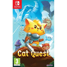 Cat Quest SWITCH Nowa (KW)