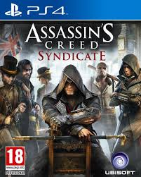Assassins Creed Syndicate PS4 Używana (kw)