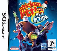 Disney Chicken Little: Ace in Action DS Używana (KW)