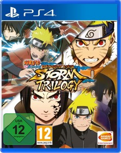 Naruto Shippuden: Ultimate Ninja Storm Trilogy PS4 Nowa nh