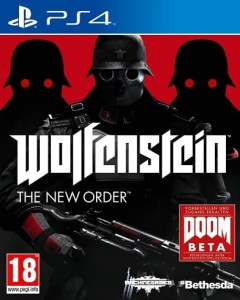 Wolfenstein The New Order PL PS4 Nowa (nh)