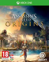 Assassins Creed Origins XONE Używana (nh)
