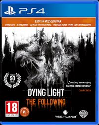 Dying Light The Following PS4 Nowa (nh)