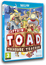 Captain Toad Treasure Tracker WiiU Używana (KW)