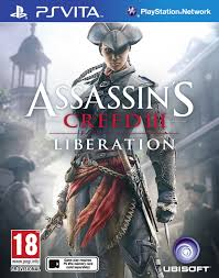 Assassin's Creed III Liberation PSVITA Używana (KW)