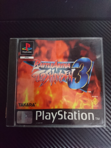 Battle Arena Toshinden 3 (kw)