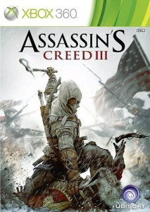 Assassin's Creed III X360 ANG Używana (KW)