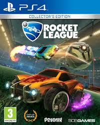 Rocket League PS4 Nowa nh