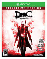 DMC Devil May Cry Definitive Edition XONE Nowa (KW)
