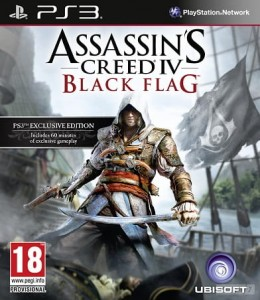 Assassin's Creed IV Black Flag PS3 Używana  (kw)