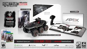 Homefront The Revolution - Goliath Edition PS4 Nowa (kw)