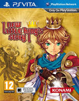 New Little Kings Story PSVITA Używana (KW)