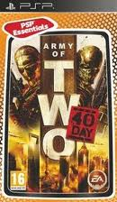 Army Of Two The 40th Day PSP Używana (nh)