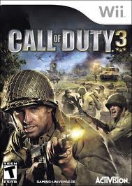Call Of Duty 3 Wii Używana (nh)