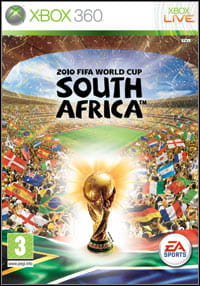 2010 FIFA World Cup South Africa X360 Używana (KW)