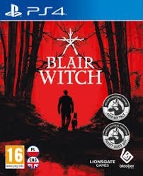 Blair Witch PS4 Używana nh