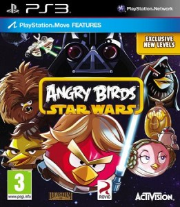 Angry Birds Star Wars PS3 nowa (kw)