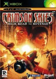 Crimson Skies High Road to Revenge XBOX