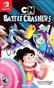 Cartoon Network Battle Crashers SWITCH Nowa (KW)