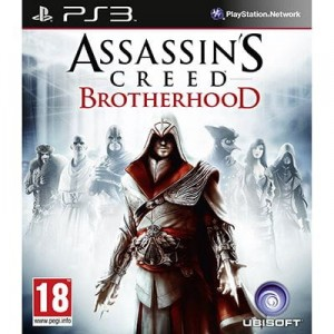 Assassin's Creed Brotherhood eng PS3 Używana (kw)