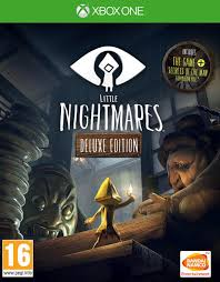Little Nightmares Deluxe Edition XONE Nowa nh