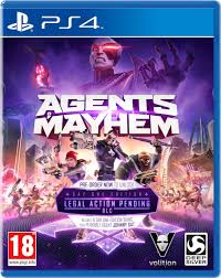 Agents of Mayhem PS4 Nowa (nh)