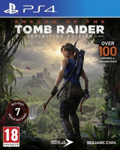Shadow of the Tomb Raider Definitive PS4 Używana (KW)