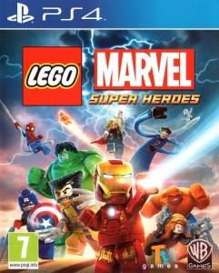 LEGO Marvel Super Heroes PS4 Nowa (nh)