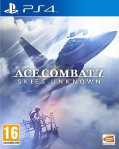 Ace Combat 7 Skies Unknown PS4 Nowa nh