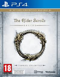 The Elder Scrolls Online PS4 nh