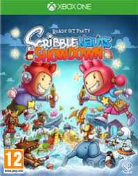 Scribblenauts Showdown XONE Nowa nh