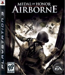 Medal Of Honor Airborne PS3 Używana (kw)