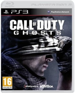 Call Of Duty Ghosts eng PS3 Używana (kw)