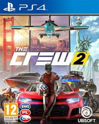 The Crew 2 Deluxe ed nowa (nh) PS4