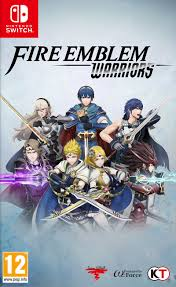 Fire Emblem Warriors SWITCH Używana (KW)