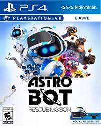 Astro Bot Rescue Mission PS4 Nowa nh