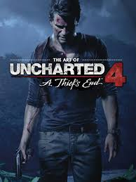 Art of Uncharted 4 nowa (KW)