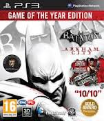Batman Arkham City GOTY  PS3 Używana (nh)