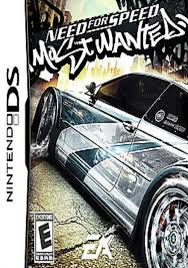 Need for Speed Most Wanted(okładka DE) DS Używana nh
