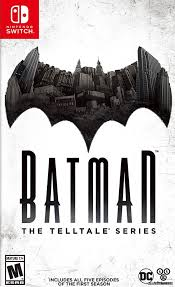 Batman the Telltale Series SWITCH Nowa (KW)