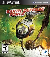 Earth Defense Force Insect Armageddon PS3 Używana (kw)