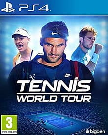 Tennis World Tour PS4 używana (kw)