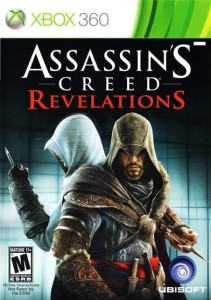 Assassin's Creed Revelations eng X360 Używane (KW)