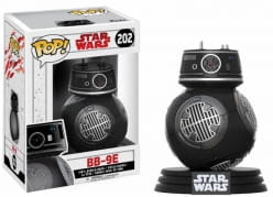 Star Wars Episode VIII POP! Figurka Vinyl Bobble-Head BB-9E Nowa (KW)