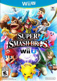 Super Smash Bros for WiiU WiiU Używana (nh)