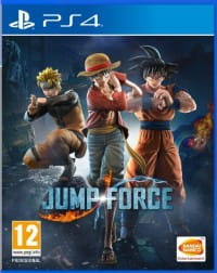 Jump Force PS4 nowa (KW)