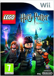 LEGO Harry Potter 1-4 WII