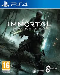 Immortal Unchained PS4 Nowa nh